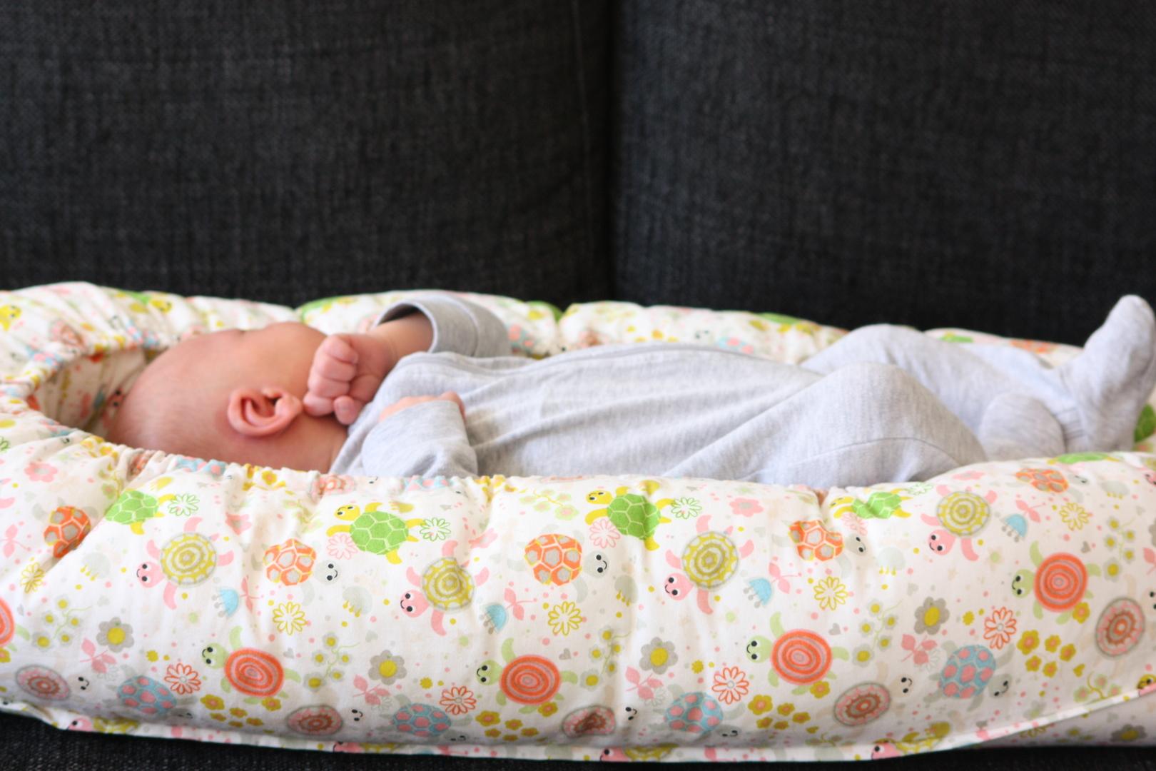 vad behövs till en nyfödd