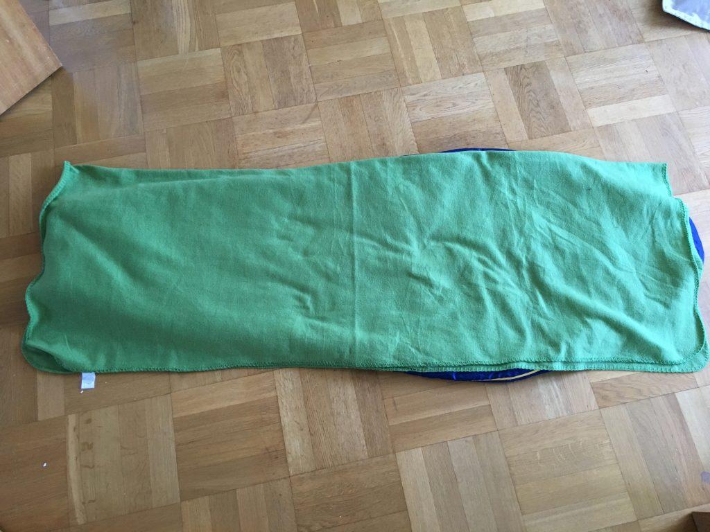 sy sovsäckspåse i fleece