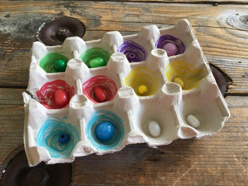 lära sig färger
