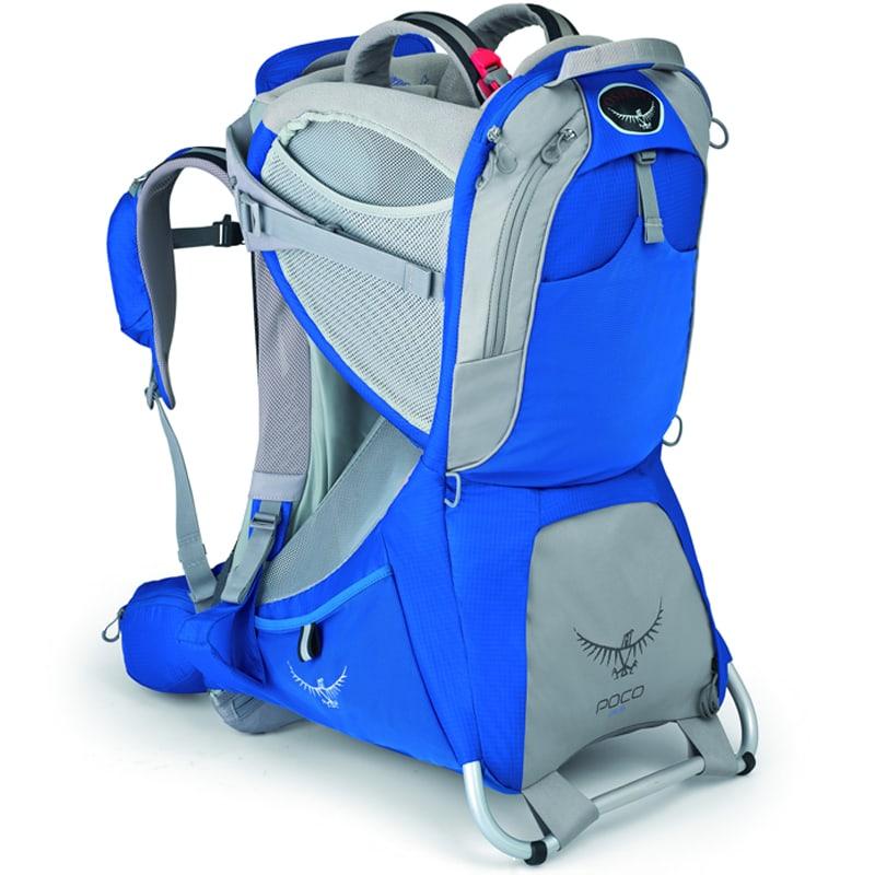 Välja bärstol - mygg och mycket packning