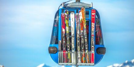 Utrustning på skidsemestern