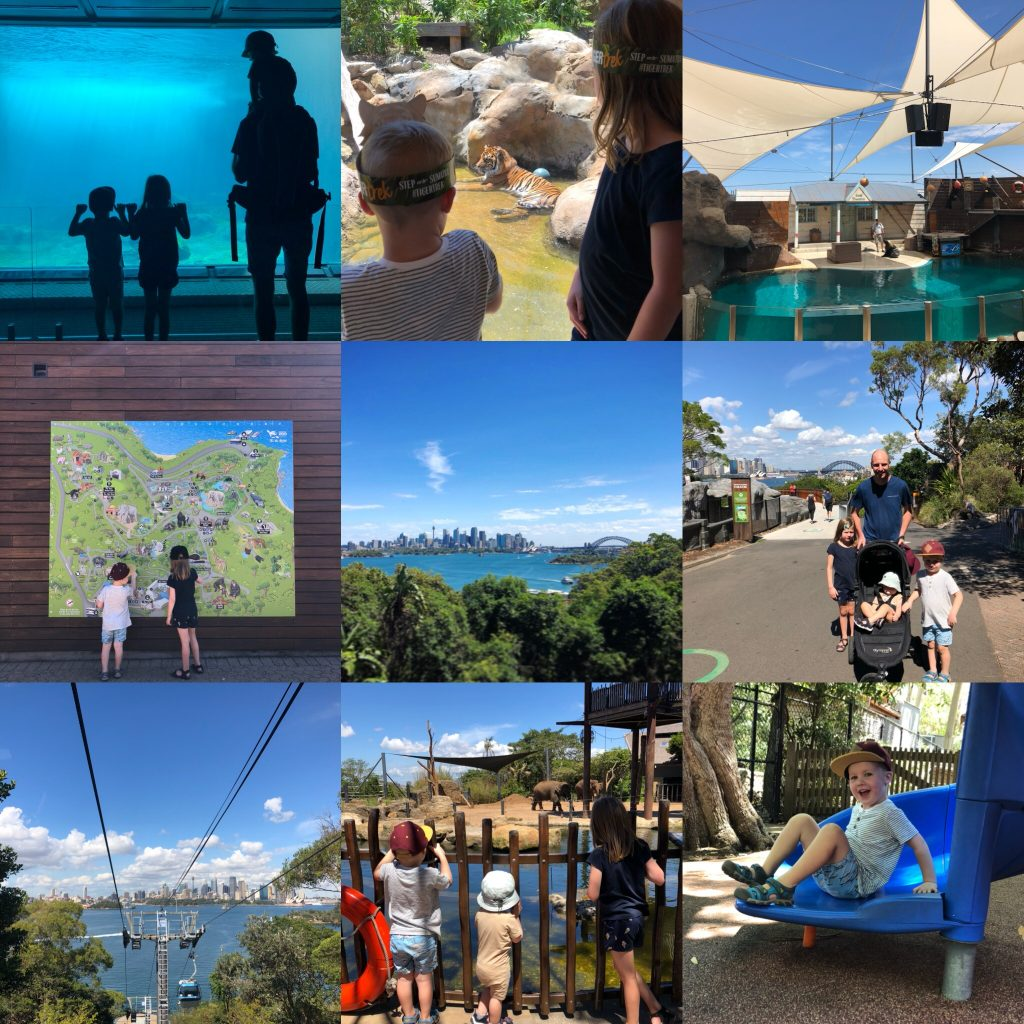 Våra topp 10 bästa Sydneytips med barn!