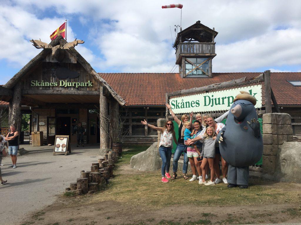 Skånes djurpark - en familjeutflykt till Skånes mitt