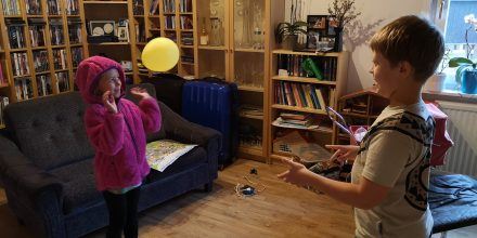 Dagens rörelsetips – ballongen