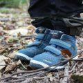 Test av gore tex-skor till barn