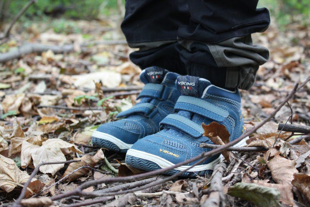 Test av gore tex skor till barn! Utebarn.se