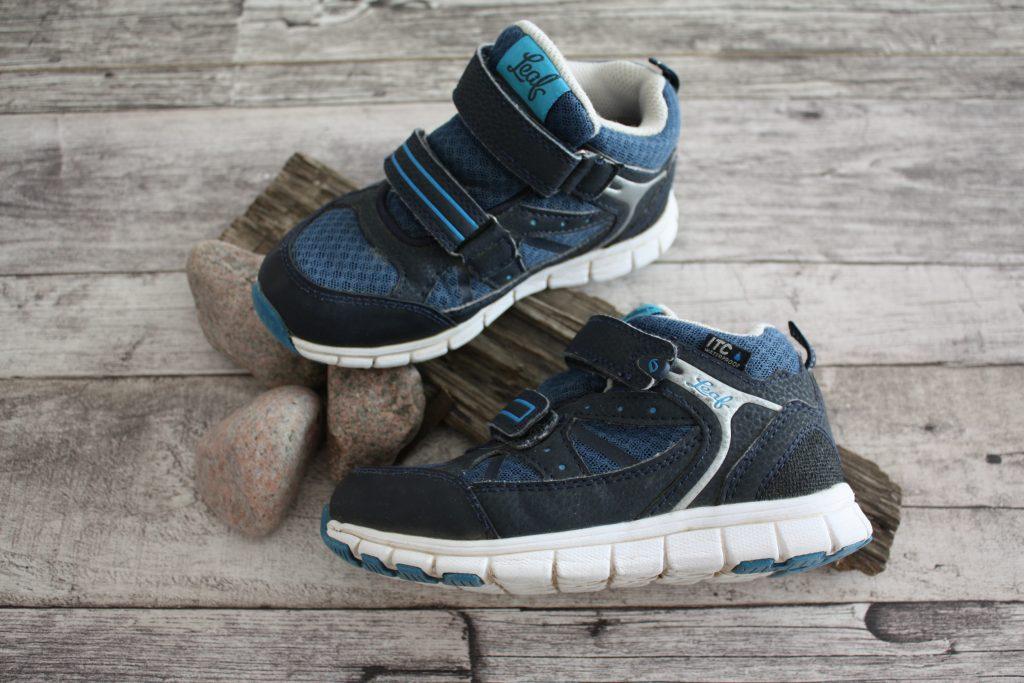 new concept b1e40 32886 Test Utebarn vattentät sko av Leaf se till barn qwvZqrfxY