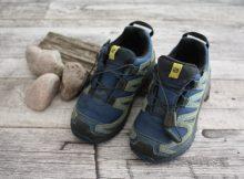 Test av gore tex-skor till barn!