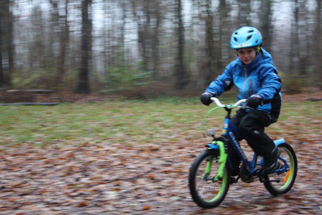 mountainbike för barn