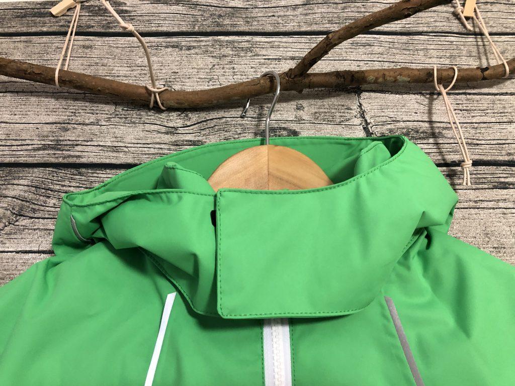 Test av skalkläder från Reima, Brisk 2-i-1jacka och Idole byxor
