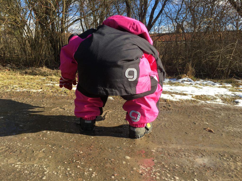 Klä barnen rätt, 0 grader och slask