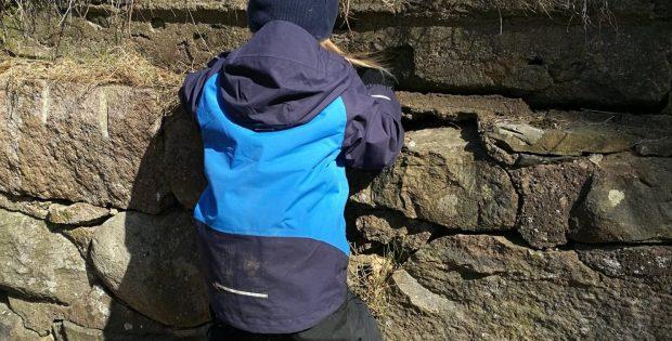Test av Bergans Knatten Kids jacka och byxor 2018