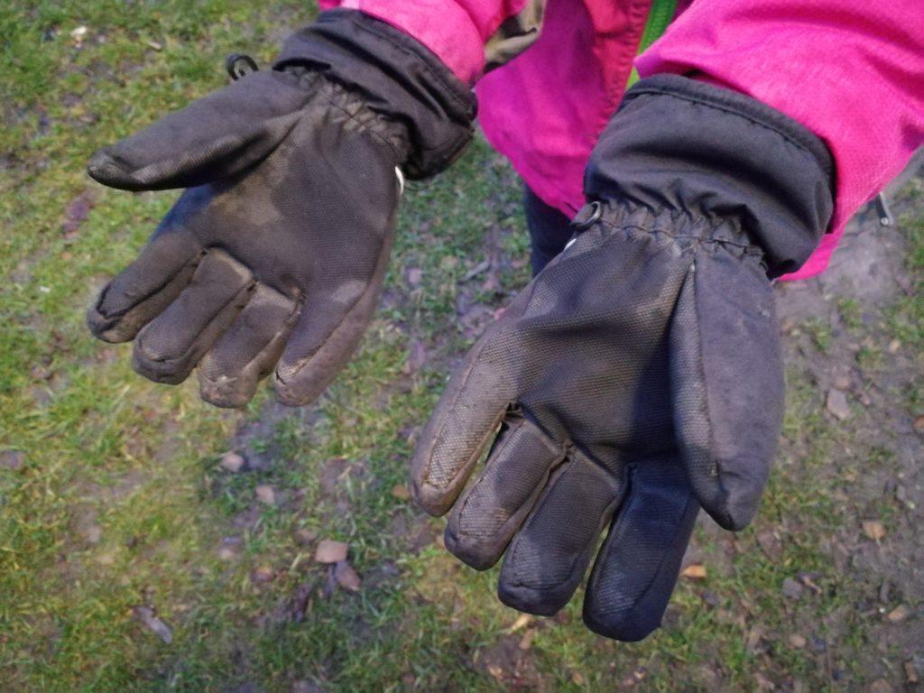 Handskar från Kuling - vattentäta och hållbara!