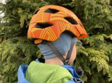 Hur ska en cykelhjälm sitta rätt?